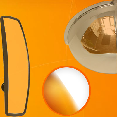 Convex & Dome Mirror