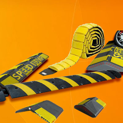Speed Bumpers (Rubber)