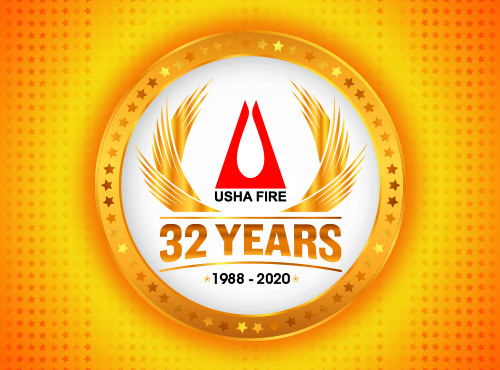 usha 25th year