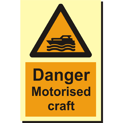 Danger Motor craft