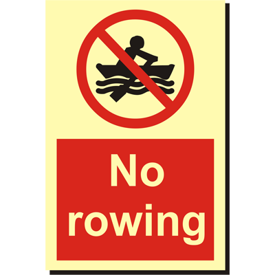 No Rowing