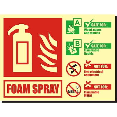 Foam Spray