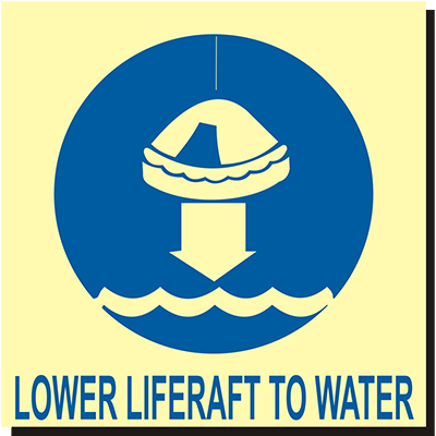 Lower Liferaft