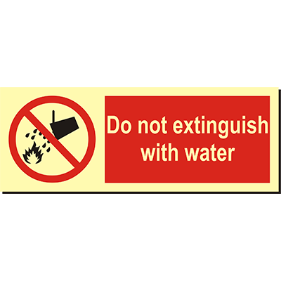 Do Not Extinguish