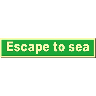 Escape to Sea
