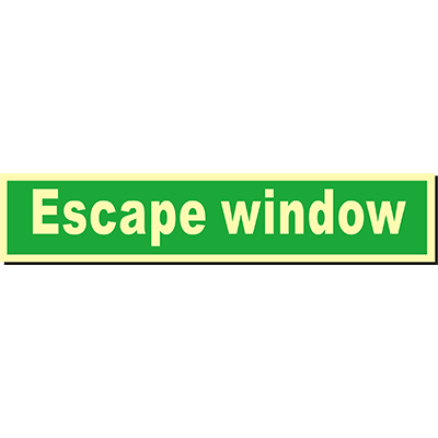 Escape Window