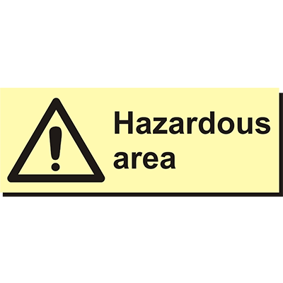 Hazardous Area