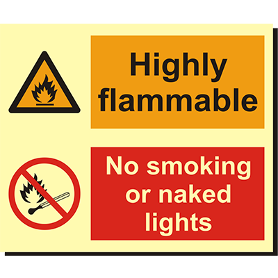Highly Inflammable