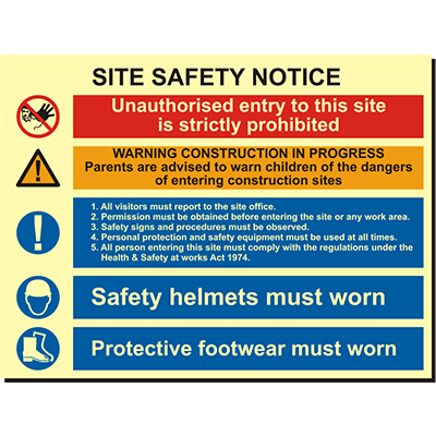 Safety Notice