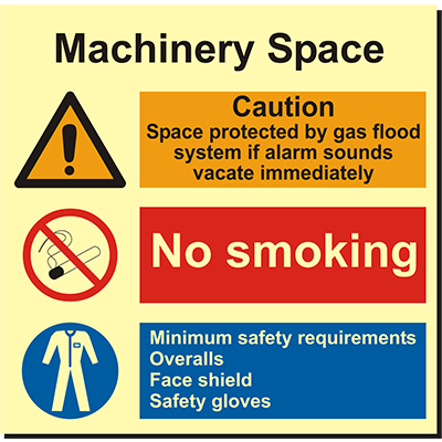 Machinery Space