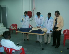 Advanced Life Support CPR & AED