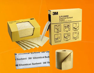 3M Chemical Sorbents