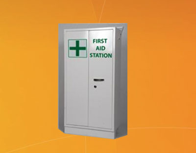 Centralised First Aid Station