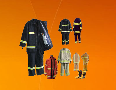 Fire Man Outfit