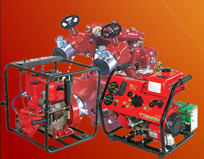 Vehicle Mounted Pumps